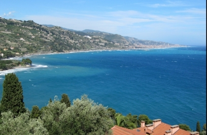Location villa Ligurie 1
