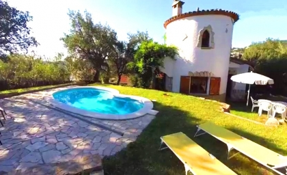 Location villa  piscine CV SERE 1