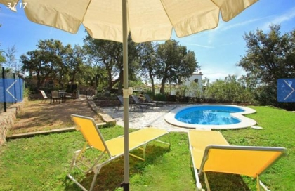 Location villa  piscine CV SERE 3