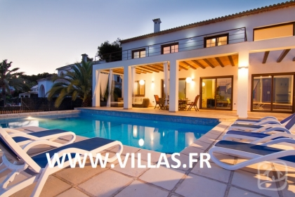 Location villa  piscine AB FUST 2