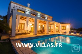 Location villa AB FUST