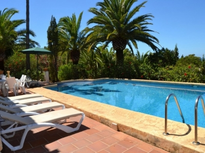 Location villa  piscine WB INE 6