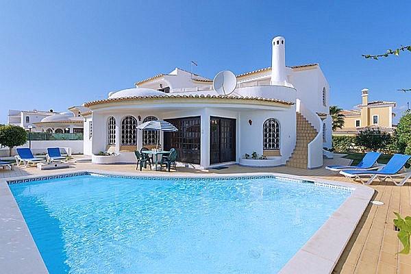 Location villa piscine Albufeira 8 personnes  HVA-8