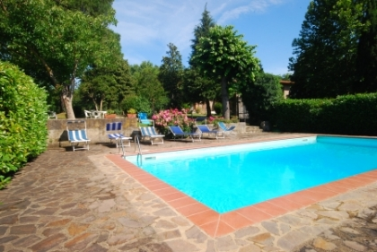 Location villa  piscine ITV AMBR 1