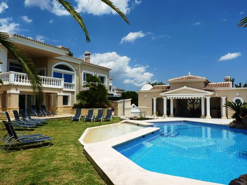 Location villa piscine calpe 12 personnes cm ifa for Location villa piscine