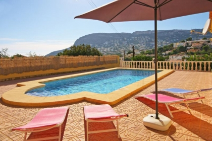 Location villa  piscine OL TOSA 4