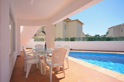 Location villa  piscine OL MURA 4