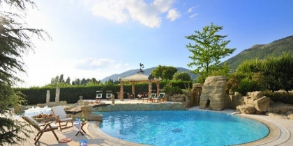Location villa  piscine ITM DON MA 1
