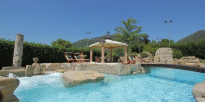 Location villa  piscine ITM DON MA 4