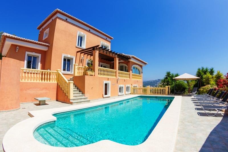 Rental Villa Swimming Pool AB LASSOL 11 1