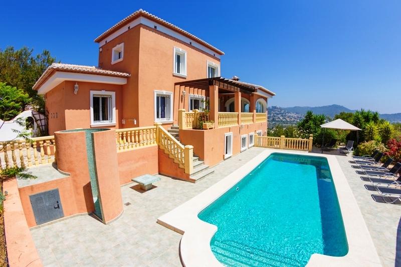 Location espagne maison piscine previous with location for Location villa costa brava avec piscine privee pas cher