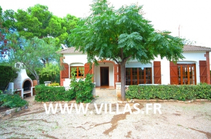 Location villa  piscine GX CARDO 11