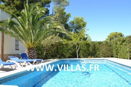 Location villa  piscine GX CARDO 3