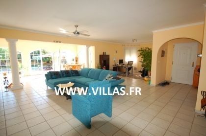 Location villa  piscine AS ANNE 21