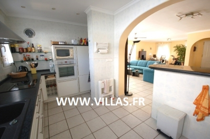 Location villa  piscine AS ANNE 24