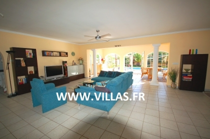 Location villa  piscine AS ANNE 22