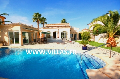 Location villa  piscine AS ANNE 9