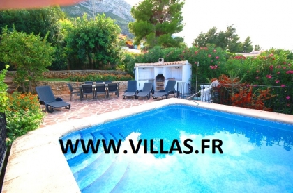 Location villa  piscine AS ANGE 7