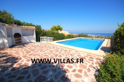 Location villa  piscine AS ANGE 3