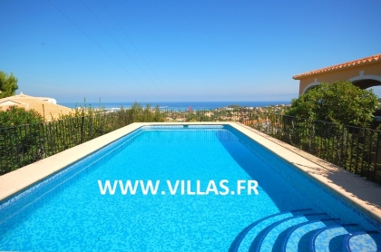 Location villa  piscine AS ANGE 4