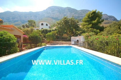 Location villa  piscine AS ANGE 8
