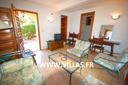 Location villa  piscine AS ANGE 32