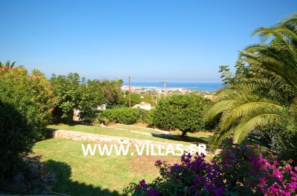 Location villa  piscine AS ANGE 15