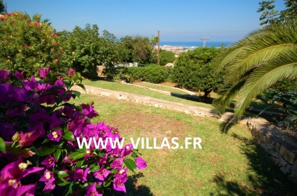Location villa  piscine AS ANGE 14