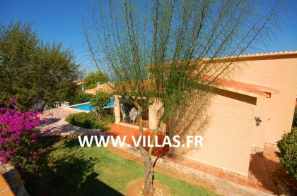 Location villa  piscine AS ANGE 11