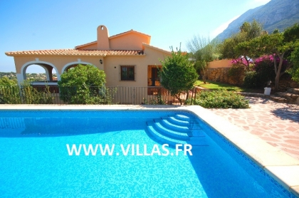 Location villa  piscine AS ANGE 2