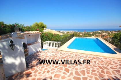 Location villa  piscine AS ANGE 6
