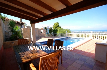 Location villa  piscine AS ISA 9