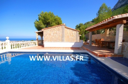 Location villa  piscine AS ISA 6