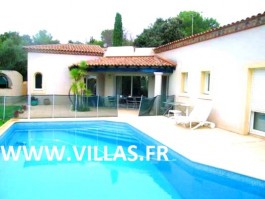 Location villa OD 2467