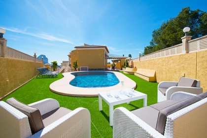 Location villa  piscine OL MOLLANA 4