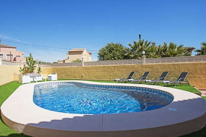 Location villa  piscine OL MOLLANA 7