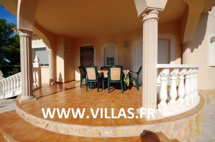 Location villa  piscine GX LUNI 9