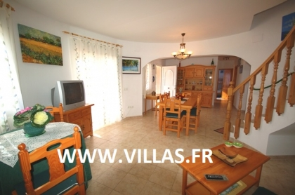 Location villa  piscine GX LUNI 14