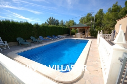 Location villa  piscine GX LUNI 1
