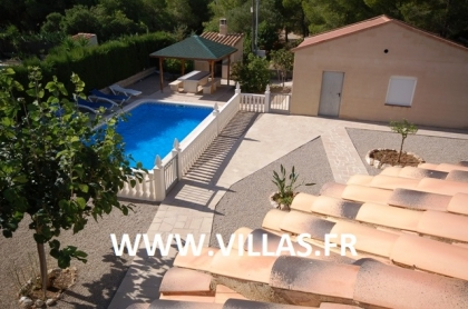 Location villa  piscine GX LUNI 10