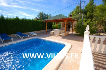 Location villa  piscine GX LUNI 3