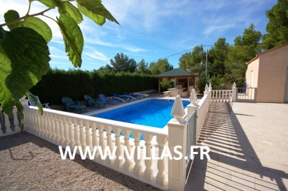 Location villa  piscine GX LUNI 4