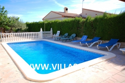 Location villa  piscine GX LUNI 5