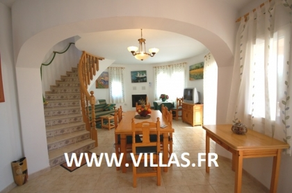 Location villa  piscine GX LUNI 13