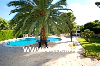Location villa  piscine GX OLGADA 4
