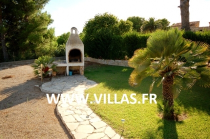 Location villa  piscine GX OLGADA 7