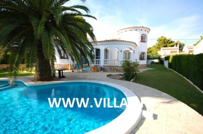 Location villa  piscine GX OLGADA 3