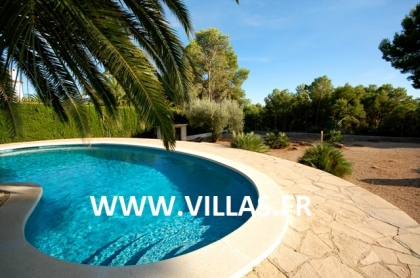 Location villa  piscine GX OLGADA 2