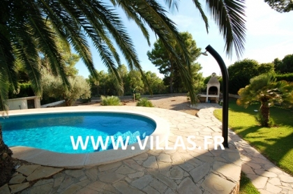Location villa  piscine GX OLGADA 5