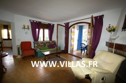 Location villa  piscine GX OLGADA 9